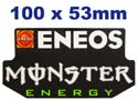ENEOS&MONSTER ENERGYステッカー